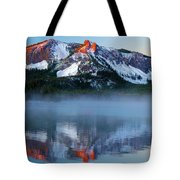 Paulina Peak Reflections Tote Bag