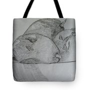 Paw-paw In Wooden Bowl Tote Bag