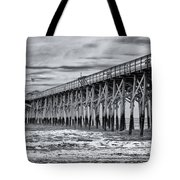 Pawleys Island Pier Tote Bag
