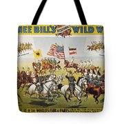 Pawnee Bill Poster, 1895 Tote Bag