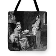 Pawning, 19th Century Tote Bag