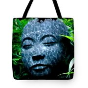 Peace And Tranquility Tote Bag by Bill Cannon