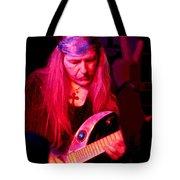 Peace And Uli Roth Tote Bag