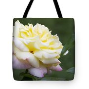 Peace Rose Tote Bag