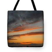Peaceful Evening II Tote Bag