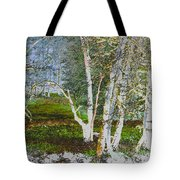 Peaceful Meadow Tote Bag