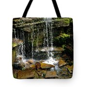 Peaceful Rocks Tote Bag