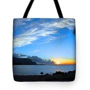 Peaceful Solitude Tote Bag