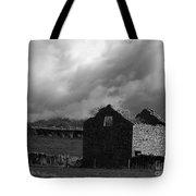 Peak District Barn Tote Bag