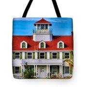 Peanut Island Tote Bag