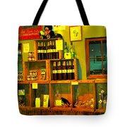 Pear Wine And Jam Tote Bag
