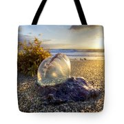 Pearl Of The Sea Tote Bag