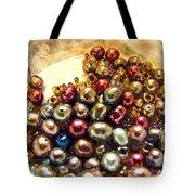 Pearls In A Pile  Art Tote Bag
