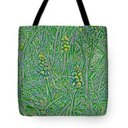 Pearls In The Grass 1 Tote Bag