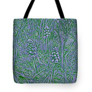 Pearls In The Grass 2 Tote Bag