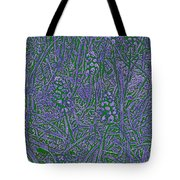 Pearls In The Grass 3 Tote Bag