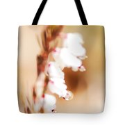 Pearls In The Wind Tote Bag