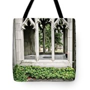 Peek-a-boo At Valley Forge Tote Bag