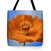 Pefect In Orange Tote Bag