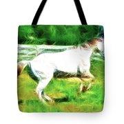 Pegasus Impression Tote Bag