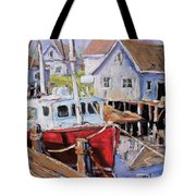 Peggy S Cove 02 By Prankearts Tote Bag