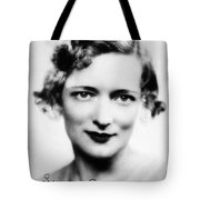 Peggy Wood (1892-1978) Tote Bag