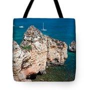 Peidades Coast Portugal Tote Bag