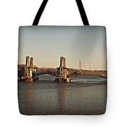 Pelham Bridge Tote Bag