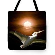 Pelican Moon Tote Bag