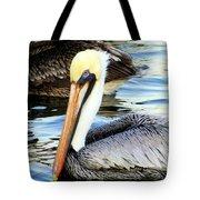 Pelican Pete Tote Bag