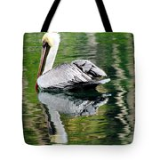 Pelican Reflecting Tote Bag