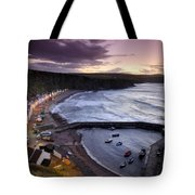 Pennans Cottages And Tote Bag