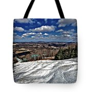 Pennsylvania Bumps Tote Bag