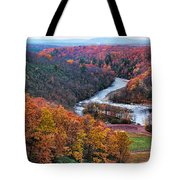 Pennsylvania Color Tote Bag