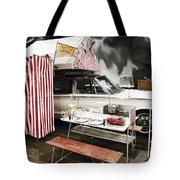 Penthouse Campers Club-chrysler Tote Bag