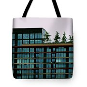 Penthouse Pines Tote Bag