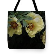 Peony Arch Tote Bag