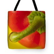 Peppered 3 Tote Bag
