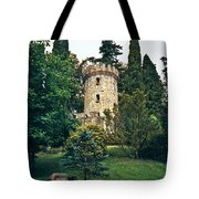 Pepperpot Tower At Powerscourt Tote Bag