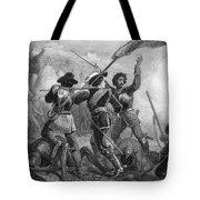 Pequot War, 1636-3 Tote Bag