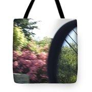 Perception Of Hindsight Tote Bag