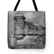 Perched On History Tote Bag