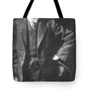 Percival Lowell, American Astronomer Tote Bag