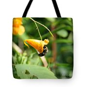 Perfect Fit Tote Bag