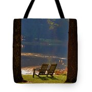 Perfect Morning Place Tote Bag