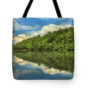 Perfect Reflections Tote Bag