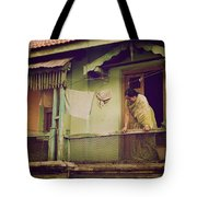 Perfectly Matched Tote Bag