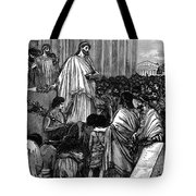 Pericles (c495-429 B.c.) Tote Bag