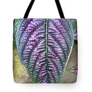 Perisan Plant Tote Bag