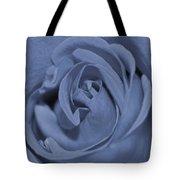 Periwinkle Rose Tote Bag